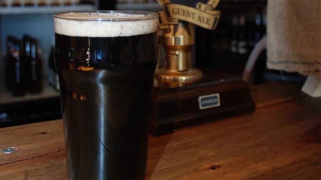 Pint of Dark Ale