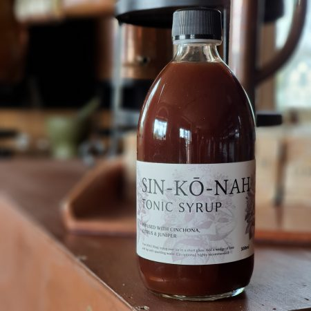 Sin-kō-nah Tonic Syrup 500ml